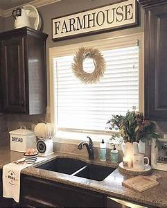 Best farmhouse kitchen decor ideas on farm