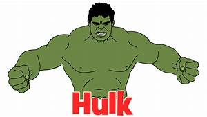 Hulk Cartoon Drawings | www.pixshark.com - Images ...