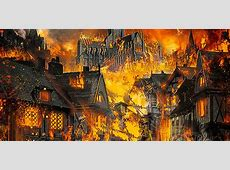 Ad Orientem 350 Years Ago The Great Fire of London As it