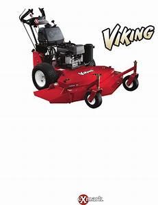 Exmark Lawn Mower Vh15ka483 Ecs 15 User Guide