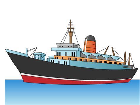 Ship Illustration by Illustration Ship By Manisa62 On Deviantart