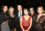 Bruce Willis and Demi Moore With Kids September 2015 ...
