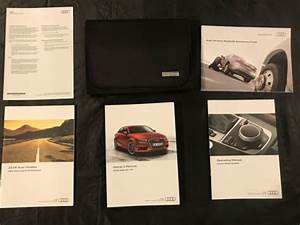 2016 Audi A3 S3 Owners Manual Oem 16 Owner Guide Book Set