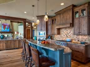 kitchen islands diy rustic kitchen guss hgtv
