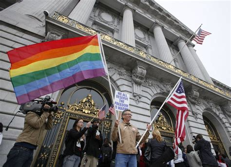 Judge keeps gay marriages in California on hold ...