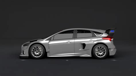 Focus Rs Rx by What Is The Ford Focus Rs Rx