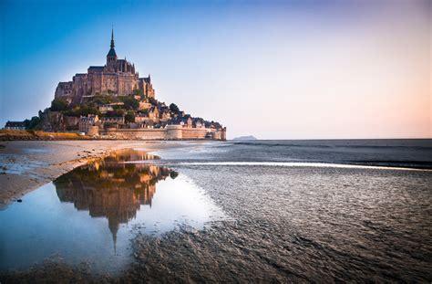Carte Mont Michel Malo by Travers 233 E Baie Du Mont Michel Randonn 233 E 8 Jours