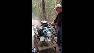 Marine Engine - 351 Ford Windsor  Ski Nautique