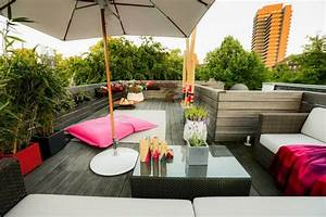 Comment Aménager Une Terrasse Extérieure : am nager une terrasse d 39 appartement conseils d 39 expert et ~ Melissatoandfro.com Idées de Décoration
