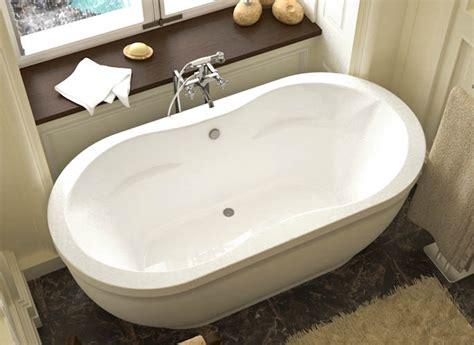 free standing whirlpool tubs atlantis embrace freestanding soaking tub