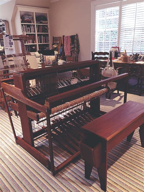 norwood loom  hand textiles