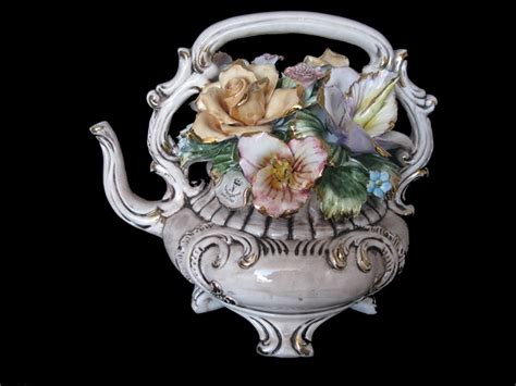 capodimonte teapot 17 best images about capodimonte on bellinis