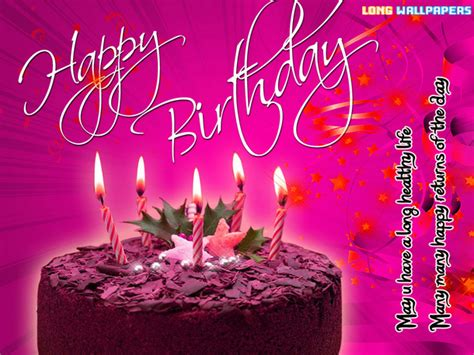Wallpaper Of Birthday Card by 15 Happy Birthday Wishes Quotes