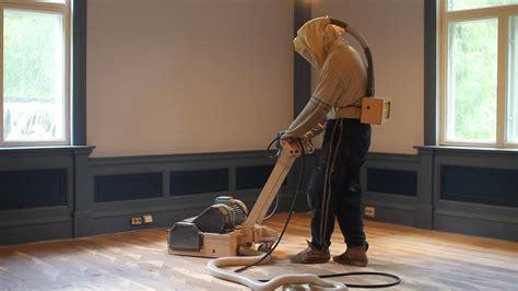 Homemade Floor Sanding Machines Youtube