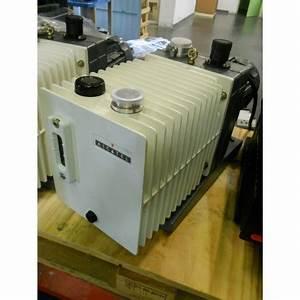 Rotary Vane Vacuum Pump Alcatel   Adixen 2063 Sd