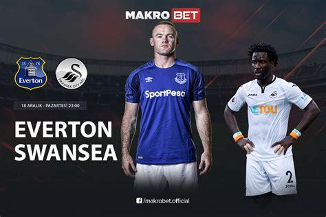 Everton – Swansea City İngiltere #PremierLig'de üst ...