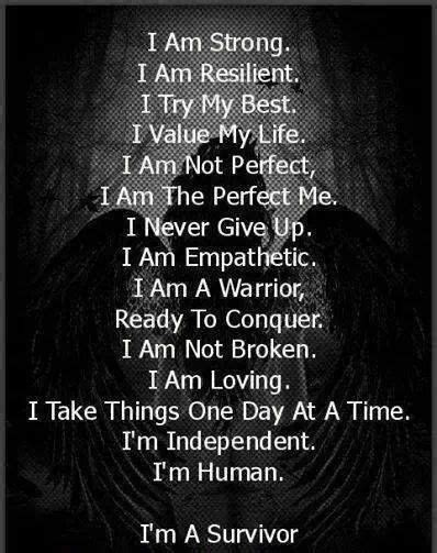 I Am A Warrior Quotes. QuotesGram