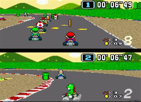 Super Mario Kart Review Wii U Eshop Snes Nintendo Life