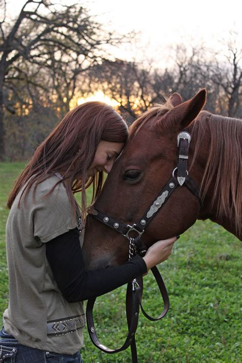 spending time  horses   teenagers  stressed