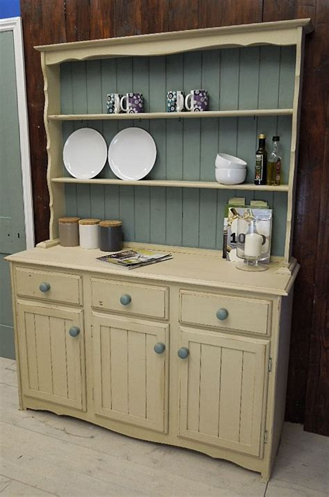 this country style pine dresser painted in