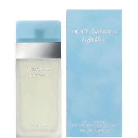 Dolce And Gabbana Light Blue For by Dolce Gabbana D G Light Blue Edt For 30ml