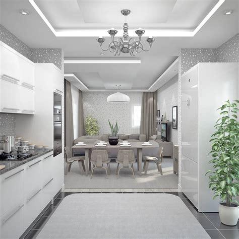 plan cuisine 11m2 maison en l de 130m2 lavande traditionnel azur logement provençal