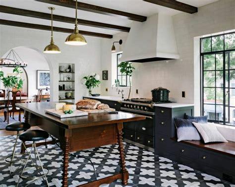 cuisine carrelage noir et blanc cuisine carrelage noir et blanc chaios