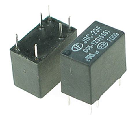 jrc   relay technical data