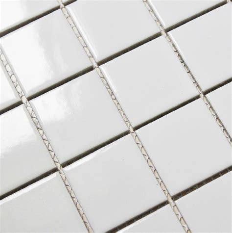 glossy ceramic tile free shipping glossy white porcelain tiles backsplash pcmt005 home improvement ceramic mosaic