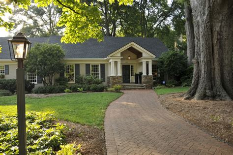 Curb Appeal  Traditional  Exterior  Charlotte By