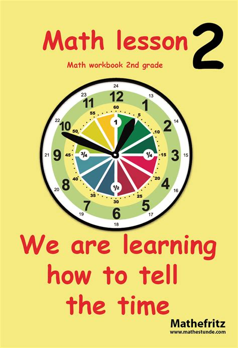 [Telling time] - learning the clock  Math telling time ...