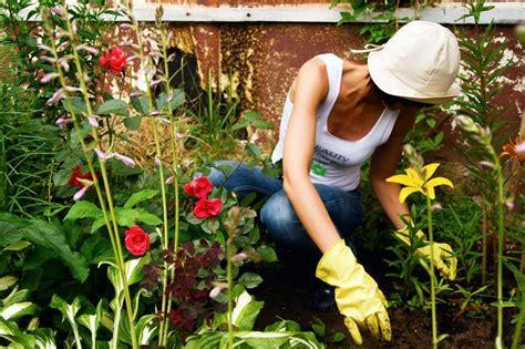 Gartenarbeit Pause Mit Sauerstoffkick  Fit For Fun