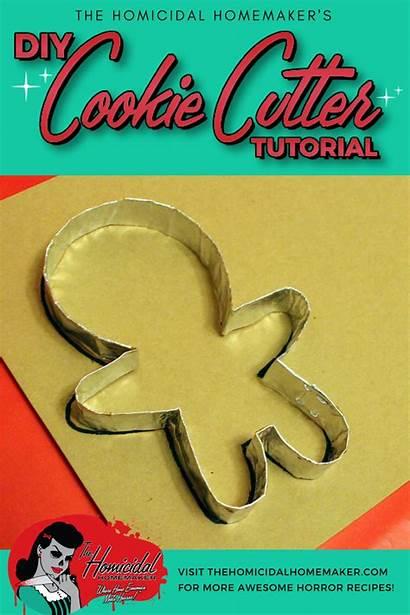 Cookie Foil Cutter Diy Cutters Aluminum Custom