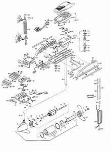 Minn Kota Riptide 65 Autopilot Parts