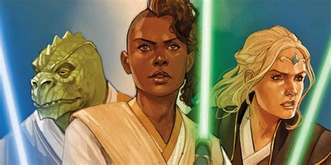 Star Wars: The High Republic Shows What a Jedi's Force ...