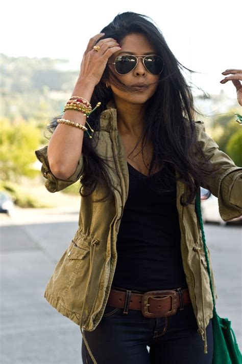 The Army Green Jacket for Fall | OMG Lifestyle Blog