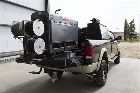 welding truck accessories   welder trays cargo bed