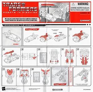 Deluxe Class Rodimus  Transformers  Classics  Autobot
