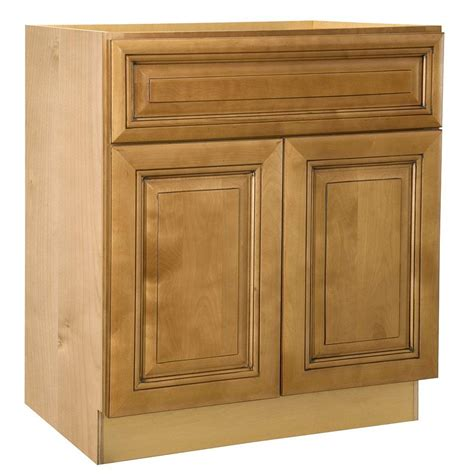 24 inch kitchen sink base cabinet home decorators collection 30x34 5x24 in lewiston 8977