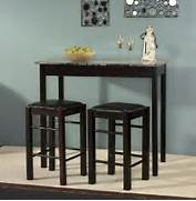 Counter Height Kitchen Table Island 2 Stools Set Pub Bar EBay Table On Pinterest Counter Height Dining Table Dining Tables And Furniture Dining Sets Bar Units Bar Stools Buy 1 And Get 1 Bar Chair Of Style Swivel PU Leather Breakfast Kitchen Bar Stools Pub Barstools