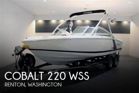 Used Cobalt Boats For Sale Craigslist by Cobalt New And Used Boats For Sale In Washington