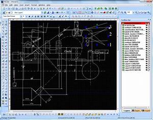 Cad Drawing And Printing Component With Source Codes