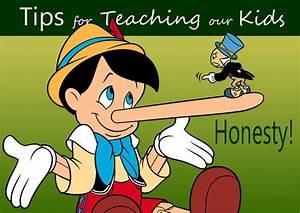 Tips for Teaching Our Kids Honesty