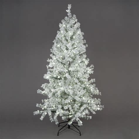 6ft Christmas Tree by Buy Cheap Flocked Christmas Tree Compare House
