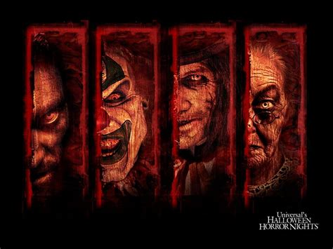 Horror Nights Wallpaper by Horror Nights Wallpapers Wallpaper Cave