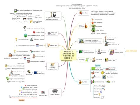 [mapa Mental] André Bartocci Experiência E Aprendizados De Um Produt…