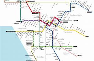 Maps Juxtapose L A  Transit In 1926 And What It Could Look Like 102 Years Later
