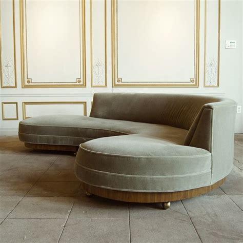 early vladimir kagan sofa circa haves