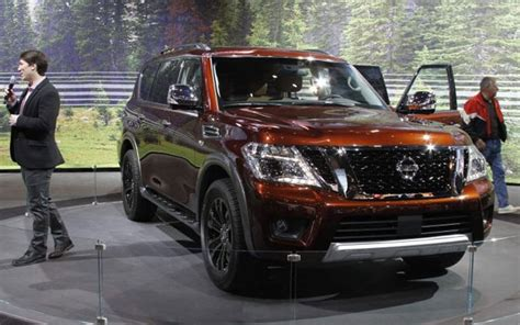 2020 Nissan Patrol by 2020 Nissan Patrol Review Price Rating Specs Truck