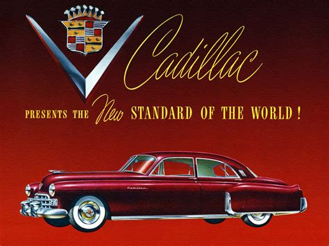 The History Of The Cadillac